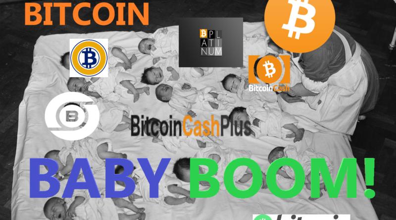 Itt van a bitcoin hard fork lista – 6 új érme két hónap alatt