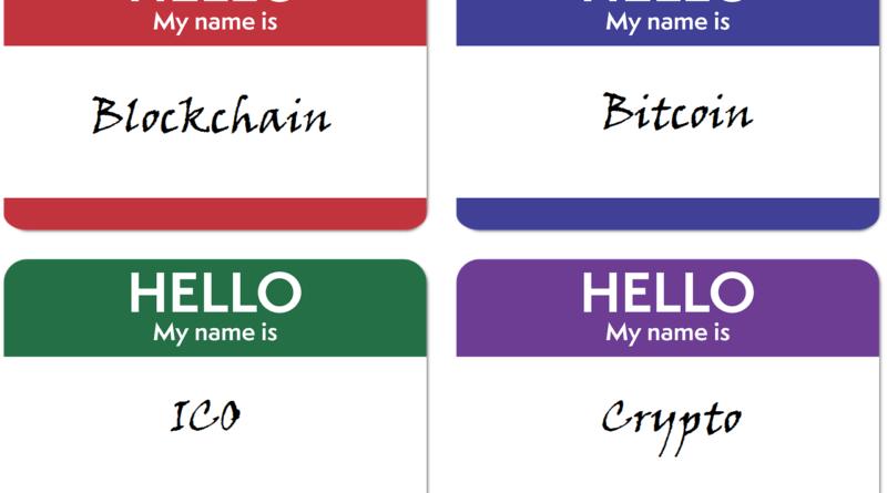 blockchain szó