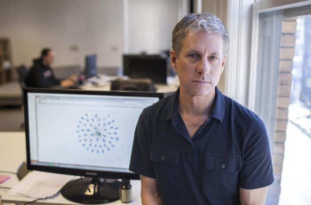 Chris Larsen a Ripple alapítója