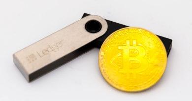 Ledger hardware pénztárca gyártó
