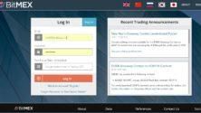 BitMEX ügyfélazonosítás