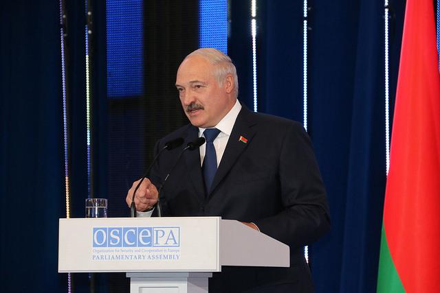 Fehéroroszország - Lukasenko