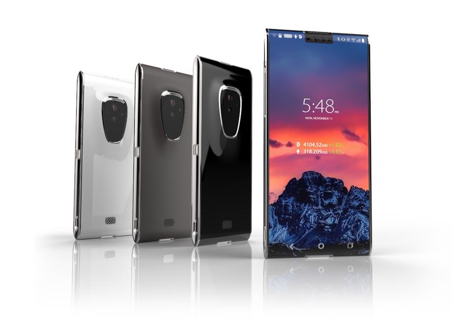 Sirin Labs telefon