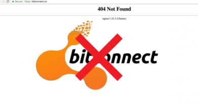 Leállították a BitConnect kereskedési platformot