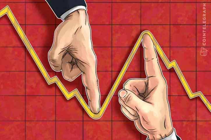 Spekulánsok a kriptopénz piacon