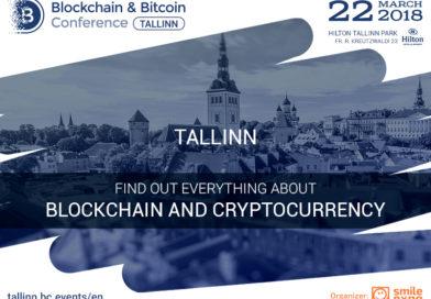 Bitcoin és Blokklánc Konferencia Tallinban – A Téma: ICO és kriptopénz szabályozás Európában