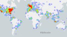 bitcoin hőtérkép