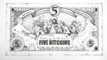 Bitcoin bankjegyek