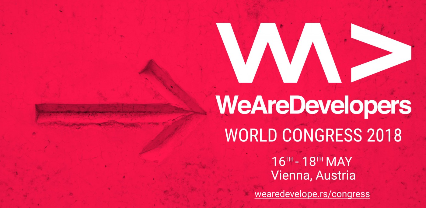 WeAreDevelopers cover