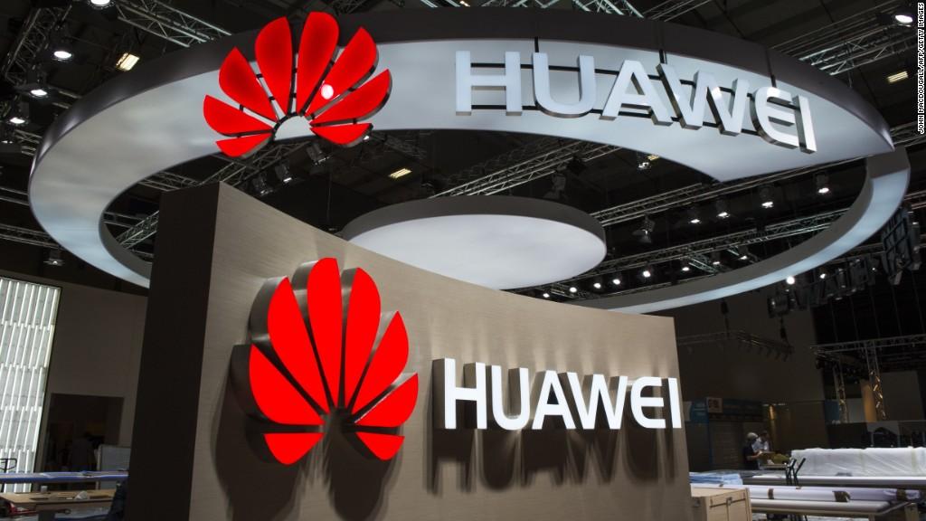 huawei-blokklánc-okostelefon
