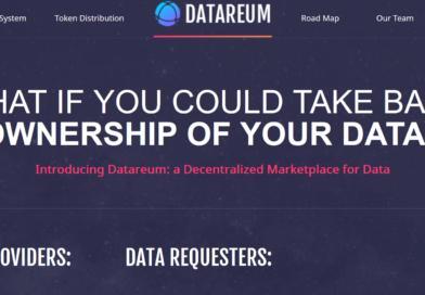 Datareum, a decentralizált adatpiac $500 000 dolláros bounty- és airdrop-kampányt jelentett be az április 28-ai tokenértékesítés előtt