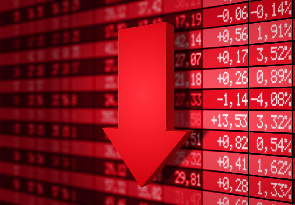 7 ezer dollár alá esett a bitcoin árfolyam