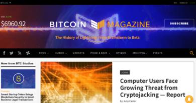 kriptopénzes híroldalak