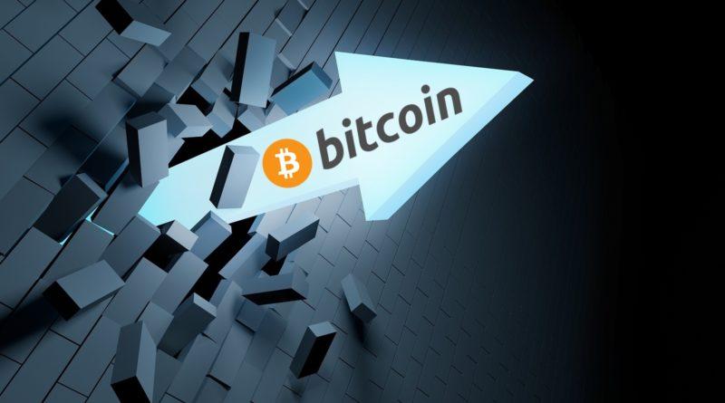 bitcoin árugrás