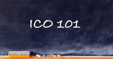ICO 101 token vásárlás
