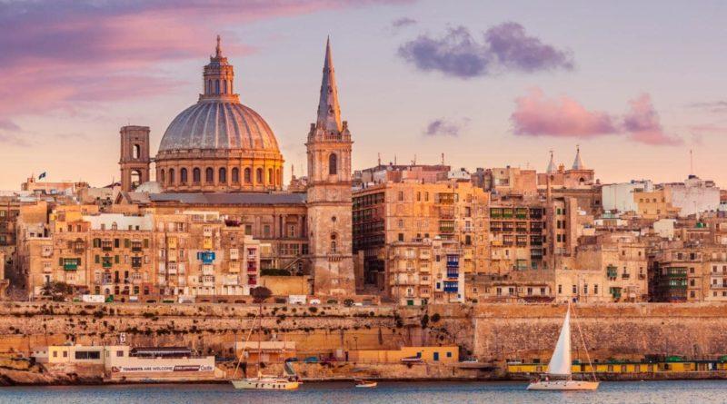 jogbiztonság Máltán
