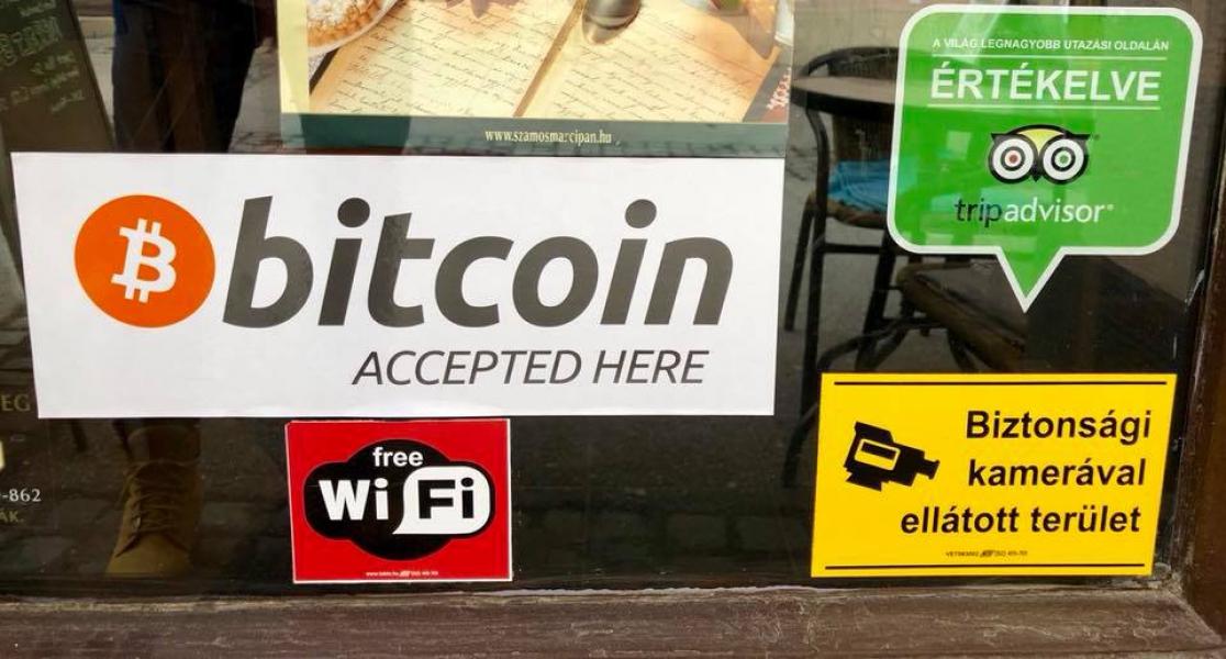 bitcoin kávézó Pécsett - fizess kriptóval és 10% kedvezményt kapsz