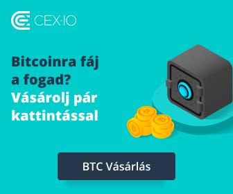 Bitcoin (BTC), kriptovaluta vásárlás a CEX váltón _ 336_5