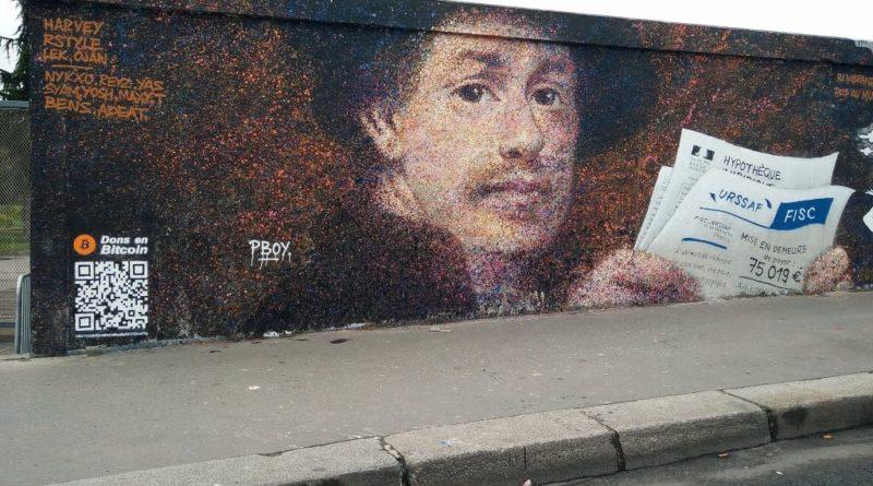 Pascal Boyart utca művész Rembrandt