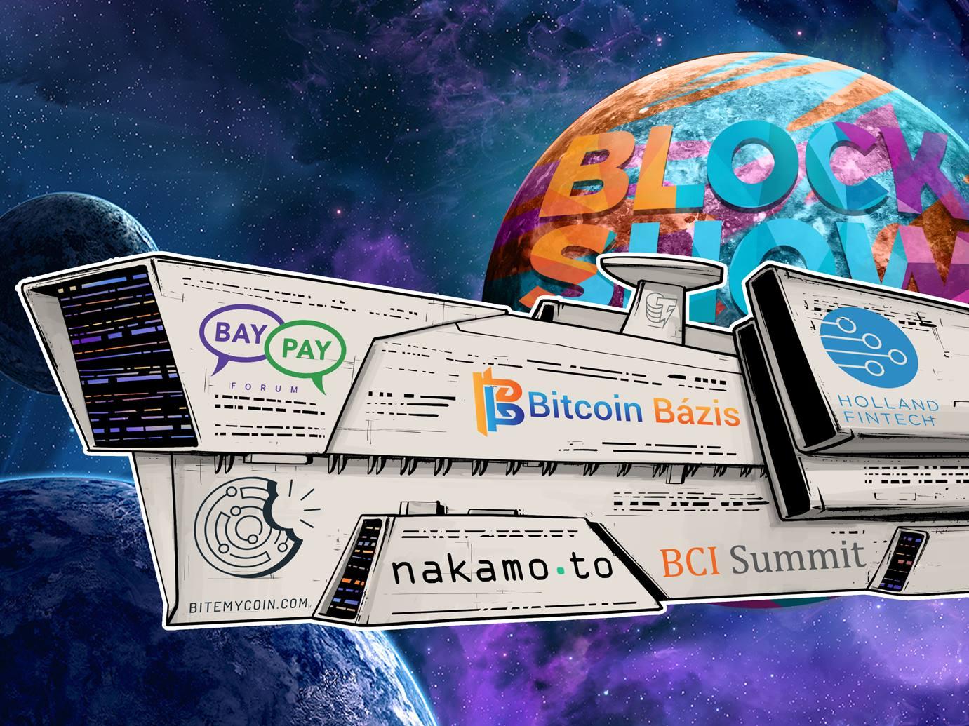 blokklánc startup barát európai országok listát közölt a BlockShow 2018