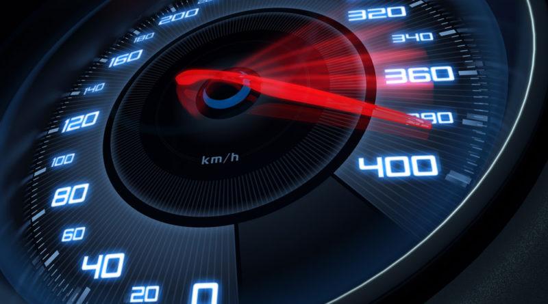 tranzakciós sebesség