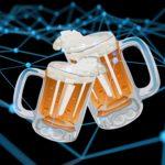 Kriptopénzes sörautomata, az életkort a blokklánc ellenőrzi