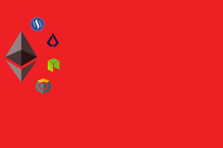 a kínai kriptopénzes rangsor szerint az ethereum a vezető kriptó