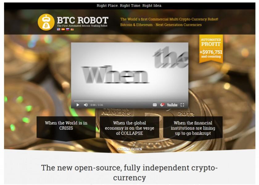 hogyan lehet botot készíteni a bitcoin kereskedéshez