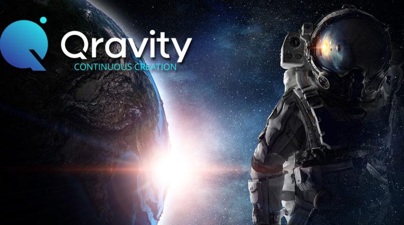 Qravity platform - folyamatos alkotás szellemi szabadúszók számára