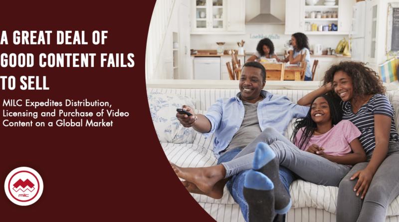 A jó tartalmak jelentős része nem termel bevételt - A MILC felgyorsítja a videotartalmak szétosztását, licencelését és vásárlását a globális piacokon - MILC ICO