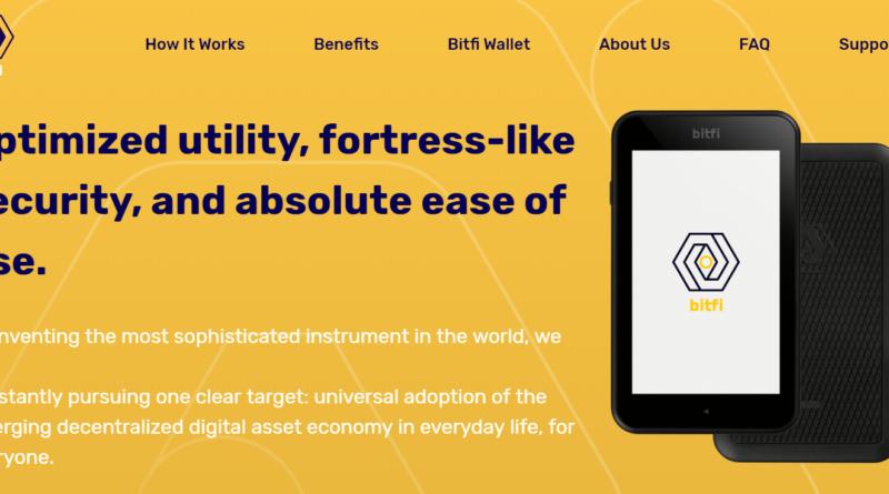 McAfee 100 000 dollárt ajánl fel annak aki fel tudja törni az új Bitfi offline walletet