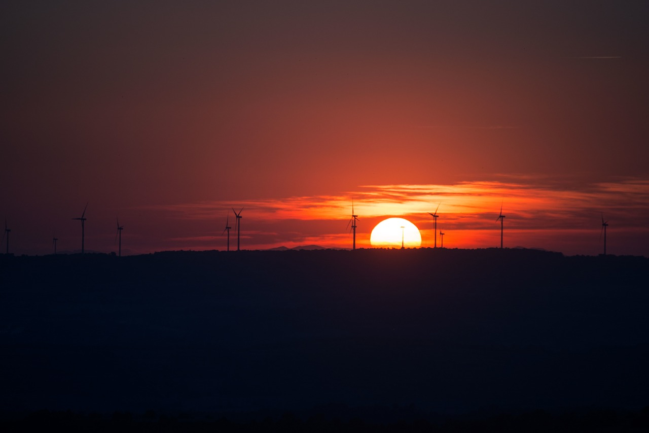 Giga szélerőmű farm épül Észak-Afrikában
