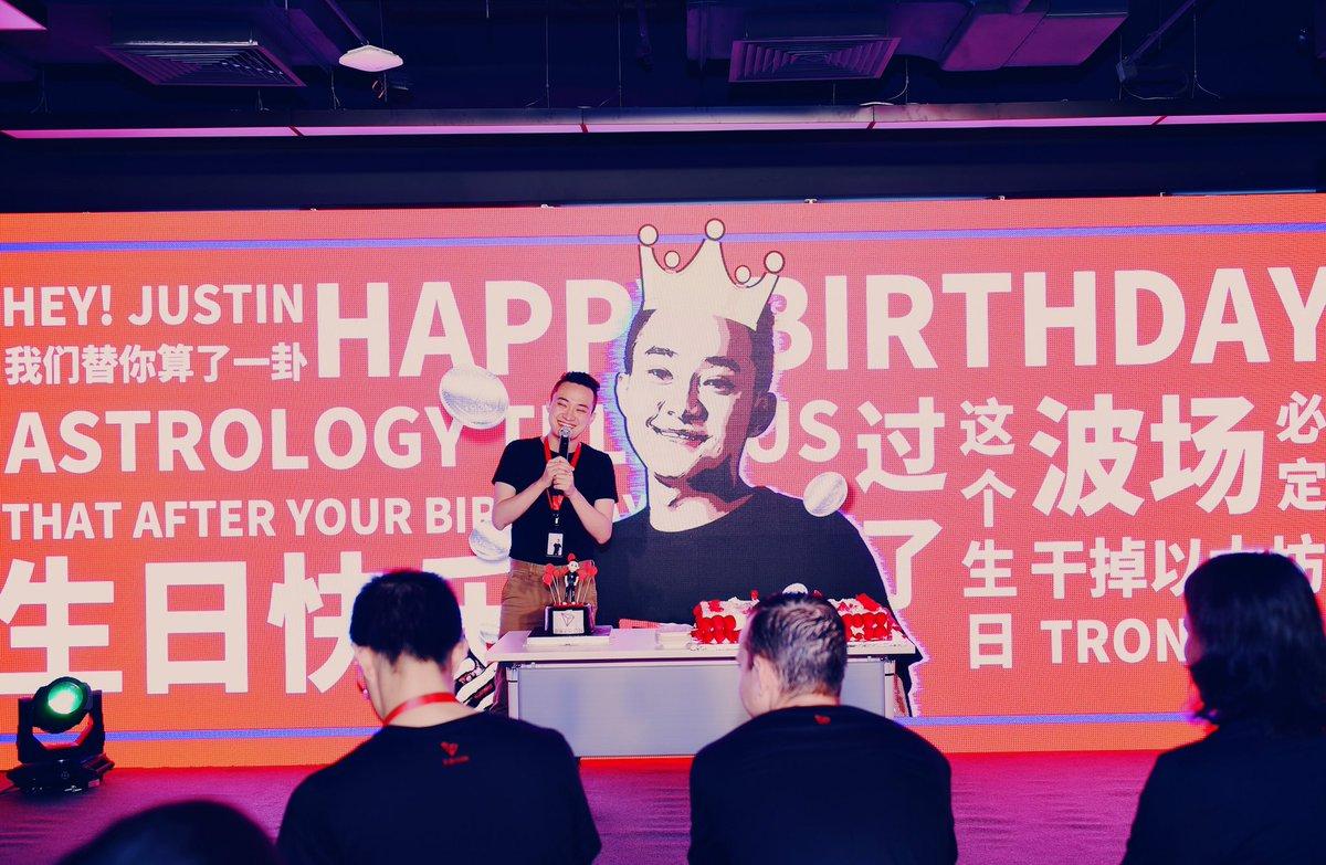 Boldog Születésnapot Tron