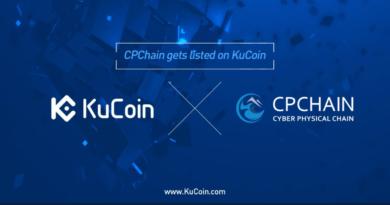 KuCoin listázza a CPChain tokent