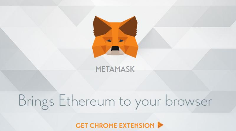 MetaMask Chrome plugin