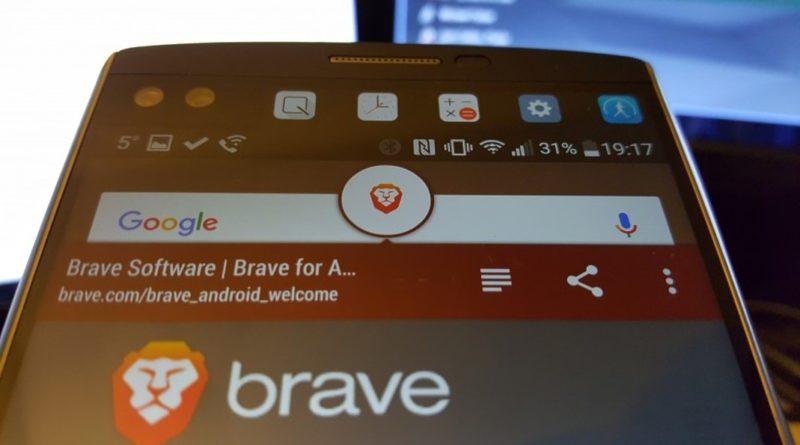 Brave VPN | Brave böngésző használó mobil