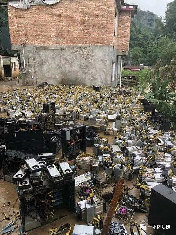 szecsuáni áradások következménye
