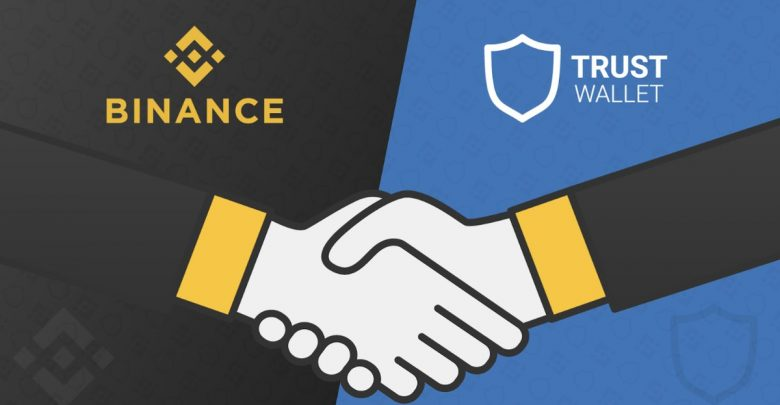 A Binance felvásárolt egy decentralizált kriptopénz tárcát