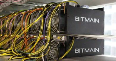 200 ezer kriptopénz-bányászgépet telepít a Bitmain Kínában