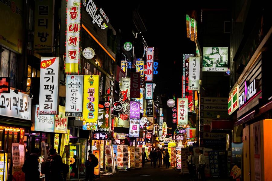 Korea legnagyobb városai a kriptovaluta főváros címre áhítoznak