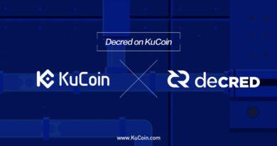 Decred KuCoin