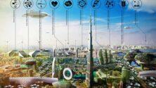 dubaji pénzügyminisztérium okos város