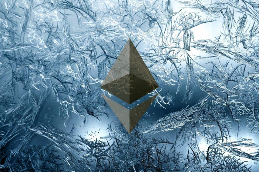 Ethereum Jégkorszak