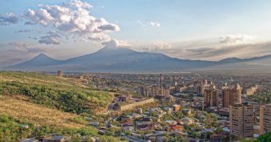 Örményországban