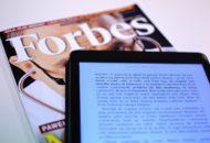 Publikálta a Forbes az 50 legnagyobb blokklánc vállalat rangsorát