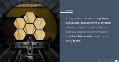 ICONIQ LAB - az első decentralizált ICO startup akcelerátor