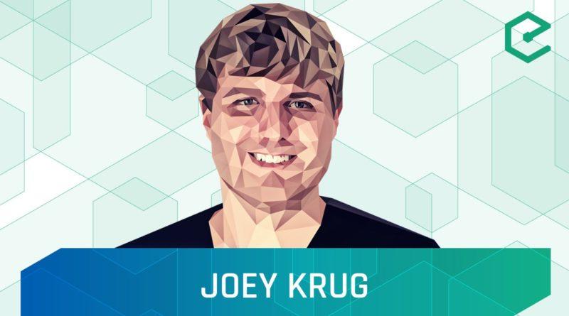 Joey Krug: legközelebbi bitcoin ralival a kriptopiacok a tízszeresére nőnek