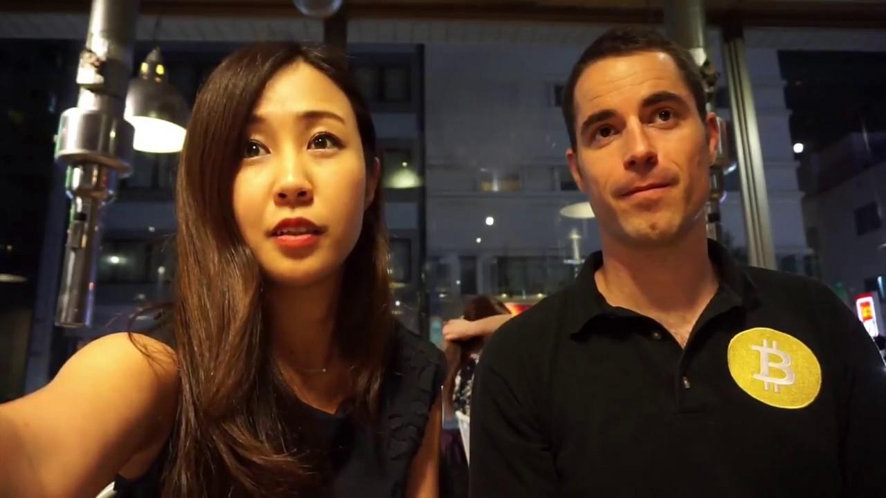 japán Miss Bitcoin és Roger Ver