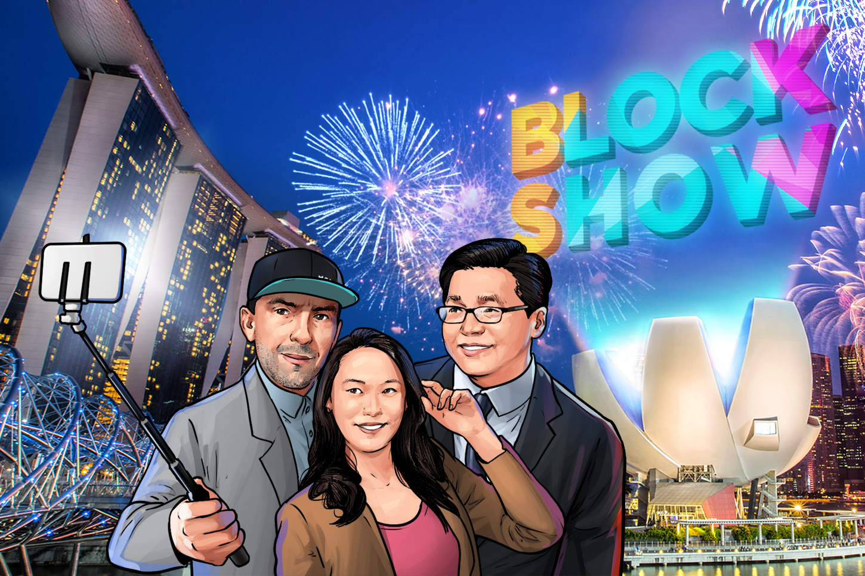 Ázsiai Blokklánc Hetek BlockShow