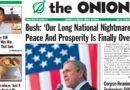 Garantált röhögés: az Onion cikket írt a blokkláncról